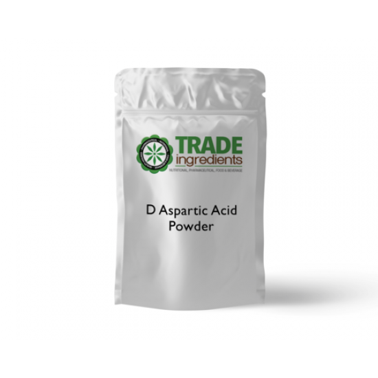 D Aspartic Acid Powder